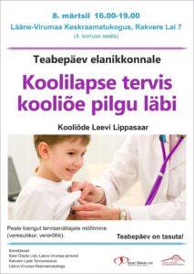 Koolilapse tervis
